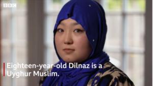Dilnaz Kerim BBC interview